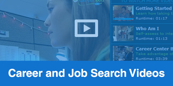 Career and Job Search Videos Ad