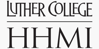 Luther College and HHMI logos