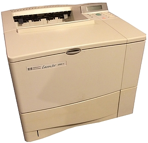 LaserJet 4000 Printer