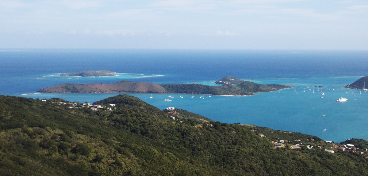 Feature- Virgin Islands