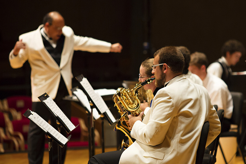 Jazz Orchestra: Family Weekend Jazz Night 2014