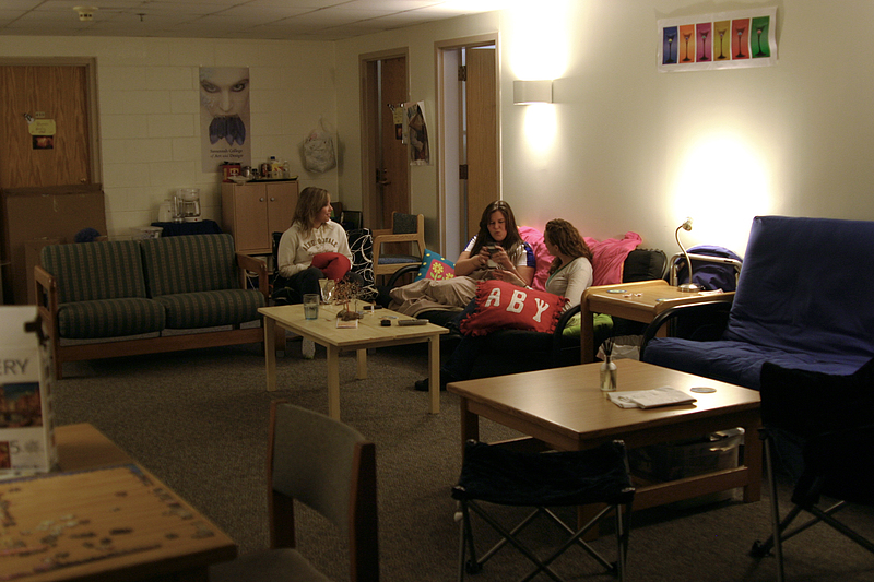 Farwell Hall Residence Life Luther College