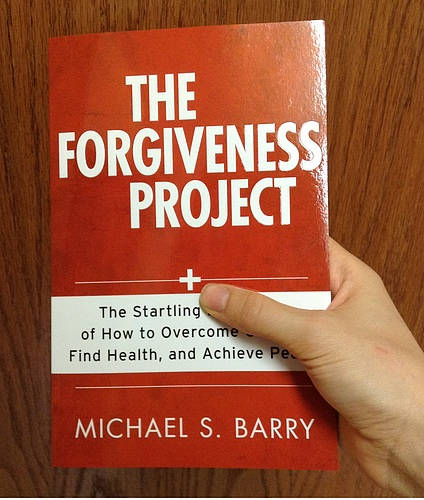 One of my psychology professors gave me this book, since forgiveness is his primary research interest!