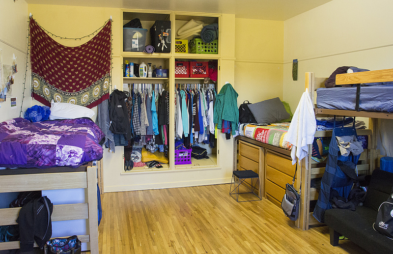 Larsen Hall Residence Life Luther College