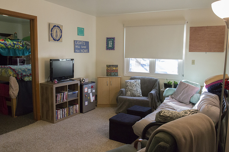 College Apartments | Residence Life | Luther College
