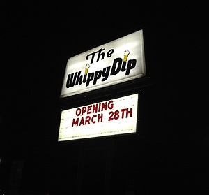The Whippy Dip!