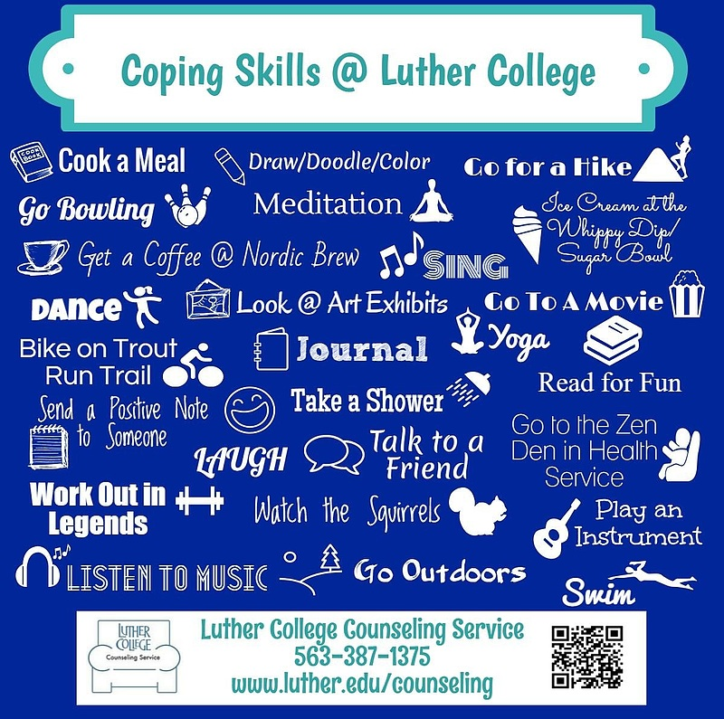 Coping Skills Magnet