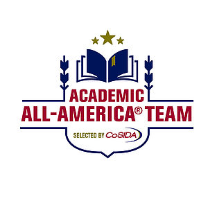 CoSIDA Academic All-America Logo