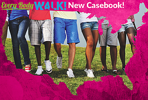 "Decorah featured in ""Every Body WALK!"" casebook."