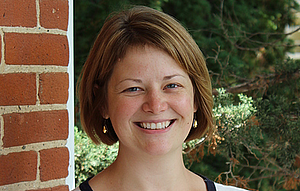 Anna Peterson, Luther assistant professor of history