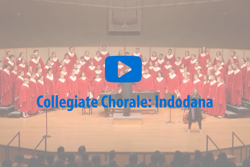 Video play image for Luther College Collegiate Chorale.
