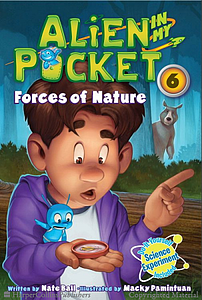 Alien in my pocket #6: Forces of nature