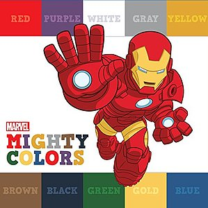 Marvel mighty colors
