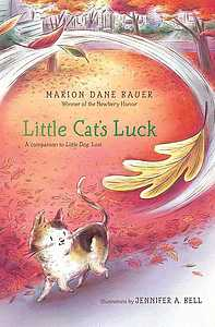 Little Cat's luck!