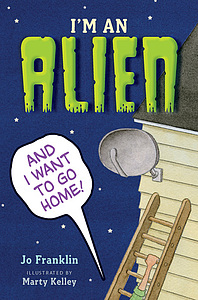 I'm an alien, and I want to go home