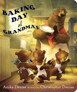 Baking day at grandma's