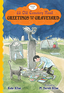 43 old cemetery road: Greetings from the graveyard