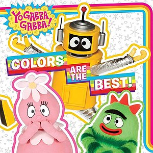 Yo, Gabba Gabba! Colors are the best