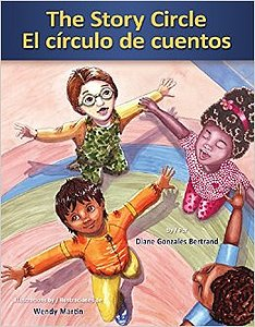The story circle/el círculo de cuentos