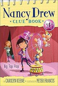 Nancy Drew Clue book: Big top flop