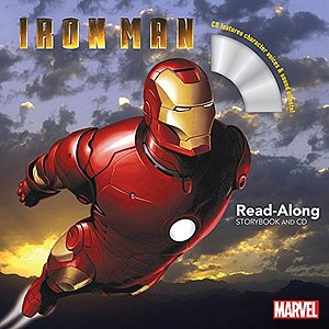 Marvel: Iron Man – Read-along storybook and CD