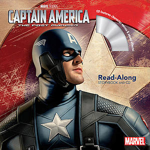 Marvel Studios: Captain America, the first Avenger: Read-along storybook and CD
