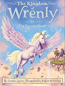 The kingdom of Wrenly – 10 – the pegasus quest