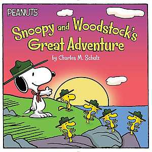 Peanuts: Snoopy and Woodstock's great adventure