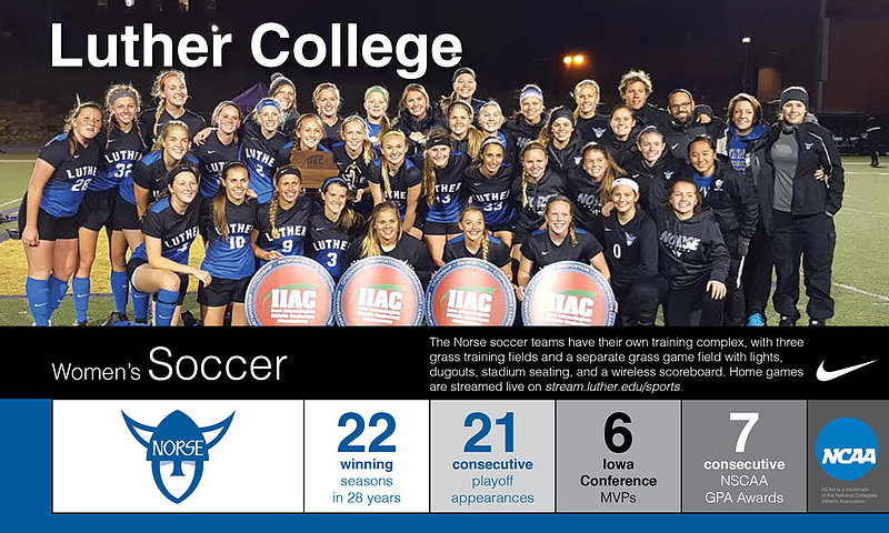 Program Snapshot Womens Soccer 2016-17