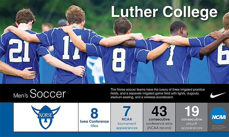 Men's Soccer Program Snapshot 2016-17
