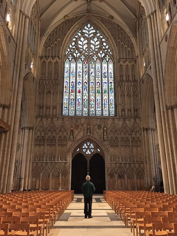 The final sprint january term 2017 course blogs for West window york minster