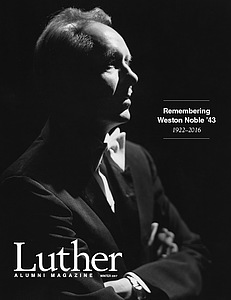 Luther Alumni Magazine Winter 2017