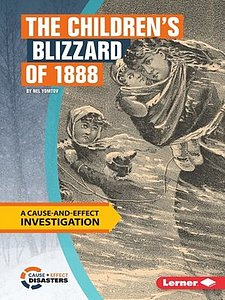 "Cover of ""The Children's Blizzard"""