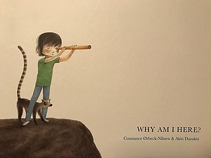 "Cover of ""Why am I Here?"""