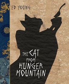 "Cover of ""The Cat from Hunger Mountain"""