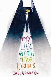 "Cover of ""My Life with the Liars"""
