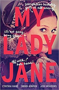 "Cover of ""My Lady Jane"""