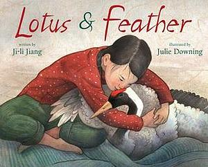 "Cover of ""Lotus and Feather"""