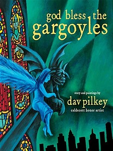 "Cover of ""God Bless the Gargoyles"""