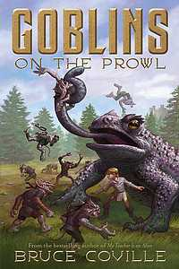 "Cover of ""Goblins on the Prowl"""