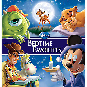 "Cover of ""Disney Bedtime Favorites"""
