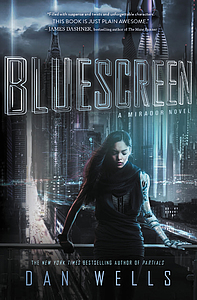 "Cover of ""Bluescreen"""
