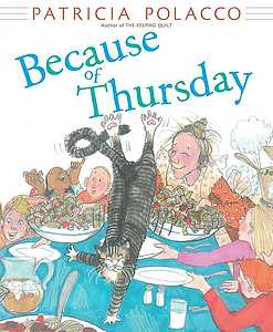 "Cover of ""Because of Thursday"""