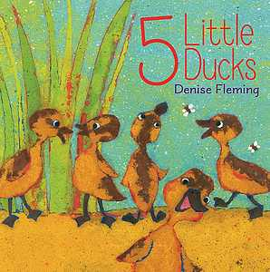 "Cover of ""5 Little Ducks"""