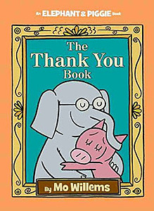 "Cover of ""The Thank You Book"""