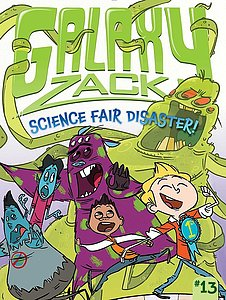 Galaxy Zack: Science Fair Disaster