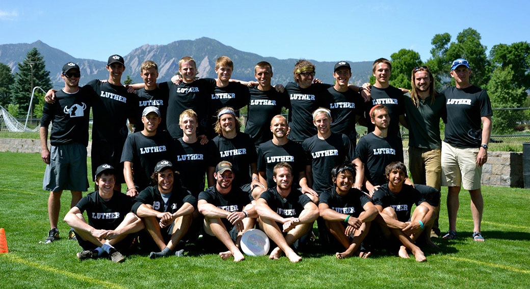 LUFDA in Boulder, Colo., for the 2012 Division I National Championships. Photo courtesy Colin Berry '15.