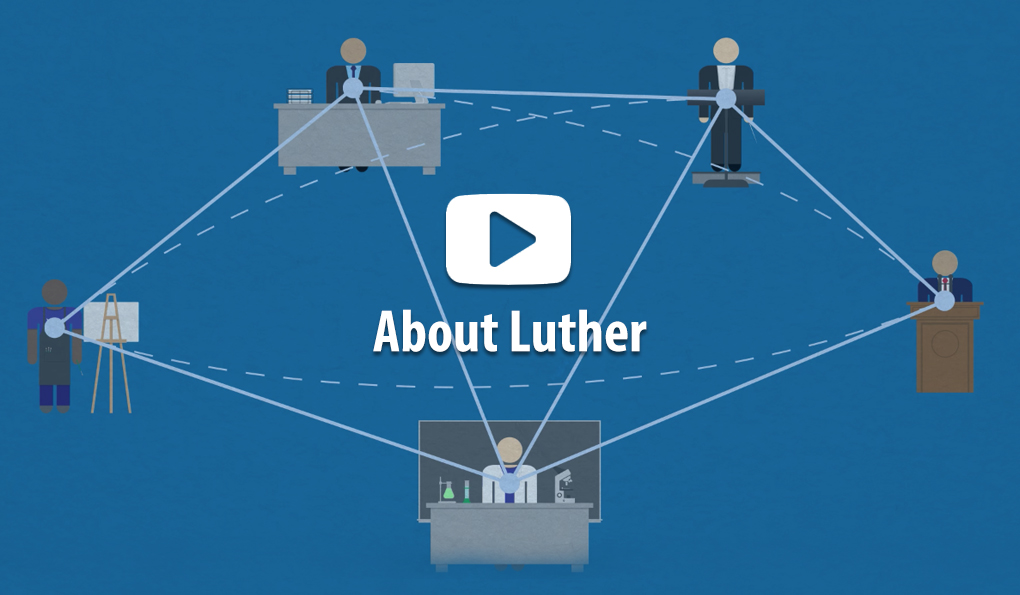 About Luther video on YouTube.