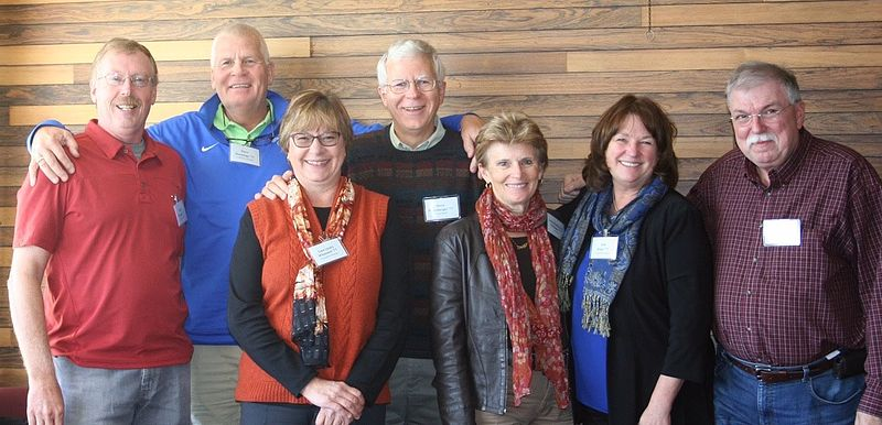 40th reunion committee - Fall 2016