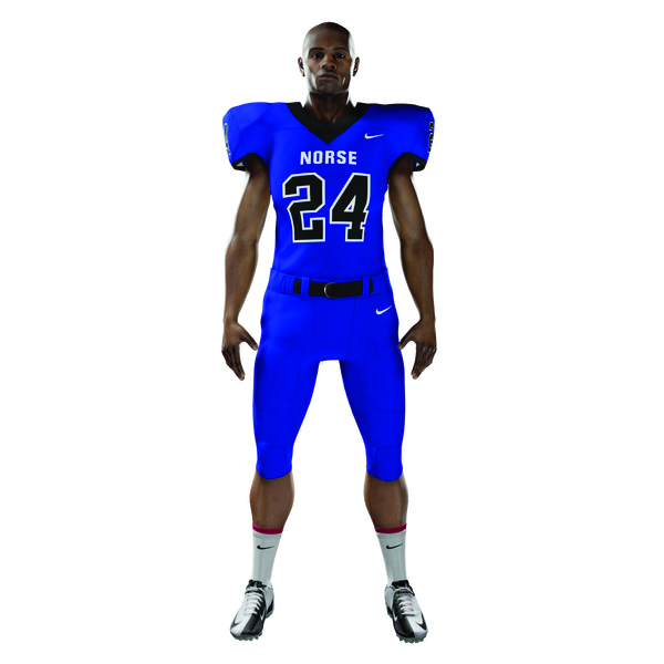 New Norse football uniform